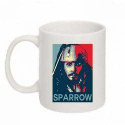 Кружка 320ml Sparrow - FatLine