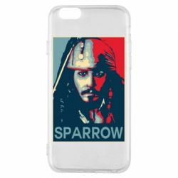 Чехол для iPhone 6/6S Sparrow - FatLine