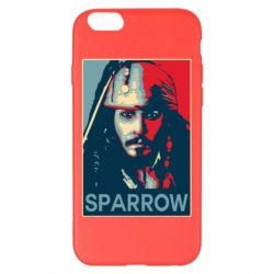 Чехол для iPhone 6 Plus/6S Plus Sparrow - FatLine
