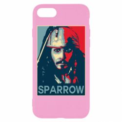 Чехол для iPhone 8 Sparrow - FatLine