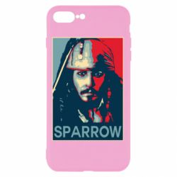 Чехол для iPhone 8 Plus Sparrow - FatLine
