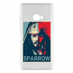 Чехол для Xiaomi Mi Note 2 Sparrow - FatLine