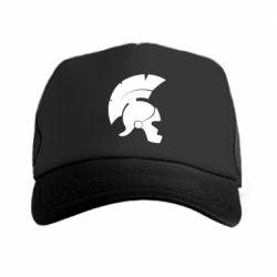 Кепка-тракер Spartan helmet
