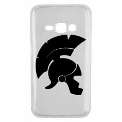 Чехол для Samsung J1 2016 Spartan helmet