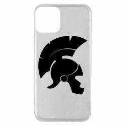 Чехол для iPhone 11 Spartan helmet