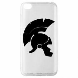 Чехол для Xiaomi Redmi Go Spartan helmet