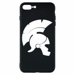 Чехол для iPhone 7 Plus Spartan helmet