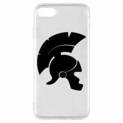 Чехол для iPhone 8 Spartan helmet