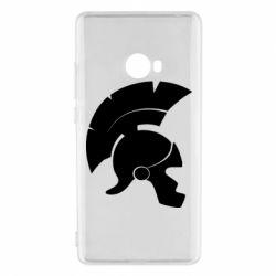 Чехол для Xiaomi Mi Note 2 Spartan helmet