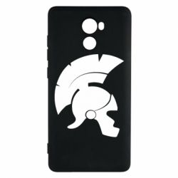 Чехол для Xiaomi Redmi 4 Spartan helmet