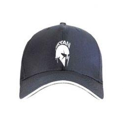 Кепка Spartan minimalistic helmet