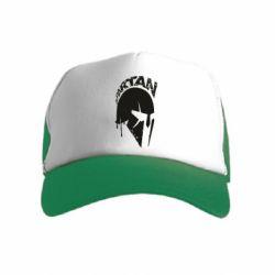Дитяча кепка-тракер Spartan minimalistic helmet