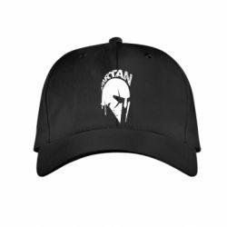 Детская кепка Spartan minimalistic helmet