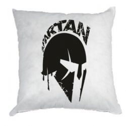 Подушка Spartan minimalistic helmet
