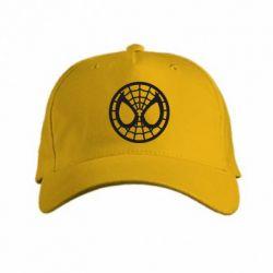 кепка Спайдермен лого