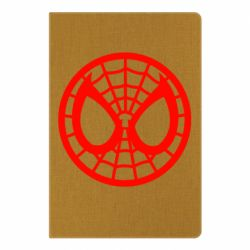 Блокнот А5 Спайдермен лого