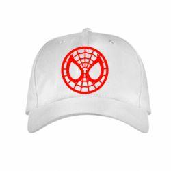 Детская кепка Спайдермен лого - FatLine