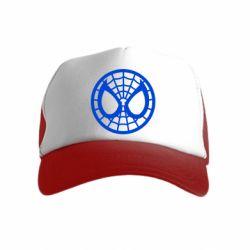 Детская кепка-тракер Спайдермен лого
