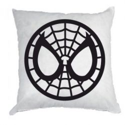 Подушка Спайдермен лого - FatLine