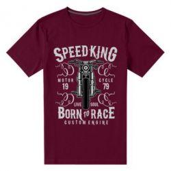 Чоловіча стрейчева футболка Speed King