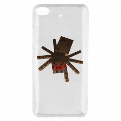Чехол для Xiaomi Mi 5s Spider from Minecraft