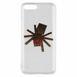 Чехол для Xiaomi Mi6 Spider from Minecraft