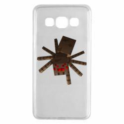 Чехол для Samsung A3 2015 Spider from Minecraft