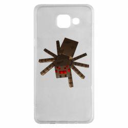 Чохол для Samsung A5 2016 Spider from Minecraft