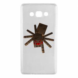Чехол для Samsung A7 2015 Spider from Minecraft