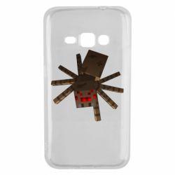 Чехол для Samsung J1 2016 Spider from Minecraft