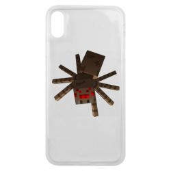 Чохол для iPhone Xs Max Spider from Minecraft