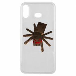 Чехол для Samsung A6s Spider from Minecraft