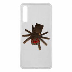 Чохол для Samsung A7 2018 Spider from Minecraft