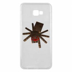 Чехол для Samsung J4 Plus 2018 Spider from Minecraft