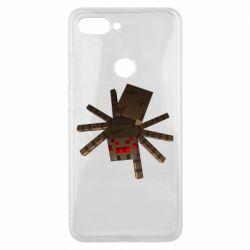 Чехол для Xiaomi Mi8 Lite Spider from Minecraft