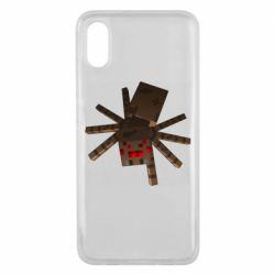 Чехол для Xiaomi Mi8 Pro Spider from Minecraft