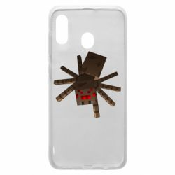 Чохол для Samsung A30 Spider from Minecraft
