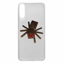 Чохол для Samsung A70 Spider from Minecraft