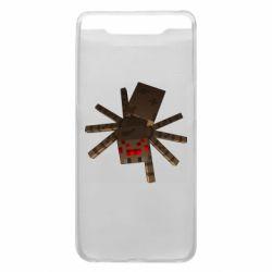 Чехол для Samsung A80 Spider from Minecraft