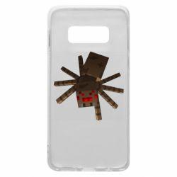 Чехол для Samsung S10e Spider from Minecraft