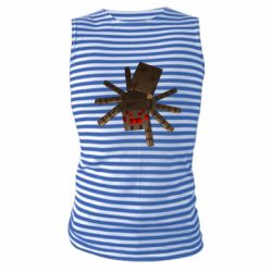 Майка-тільняшка Spider from Minecraft