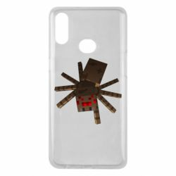 Чехол для Samsung A10s Spider from Minecraft