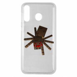 Чехол для Samsung M30 Spider from Minecraft