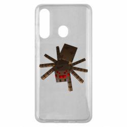 Чехол для Samsung M40 Spider from Minecraft