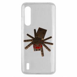 Чехол для Xiaomi Mi9 Lite Spider from Minecraft
