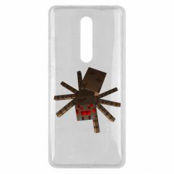 Чехол для Xiaomi Mi9T Spider from Minecraft