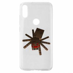 Чехол для Xiaomi Mi Play Spider from Minecraft