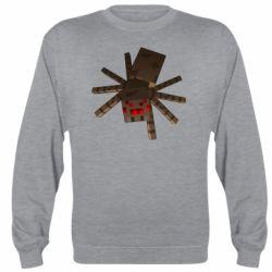 Реглан (свитшот) Spider from Minecraft