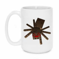Кружка 420ml Spider from Minecraft