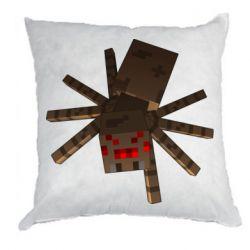 Подушка Spider from Minecraft